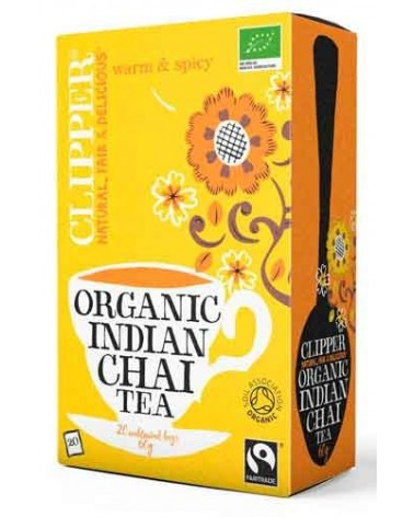 BLACK TEA INDIAN CHAI