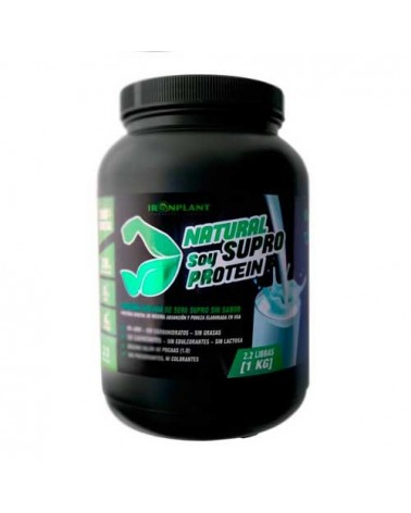 NATURAL SOY SUPRO PROTEIN