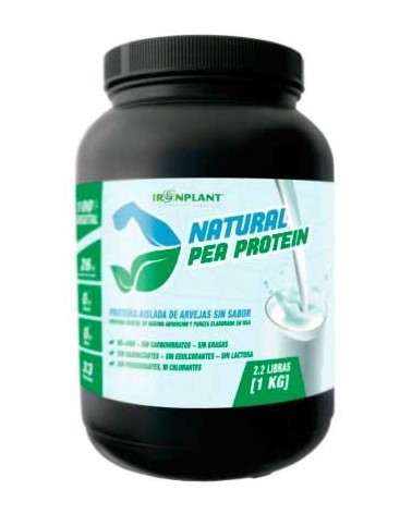 NATURAL PEA PROTEIN