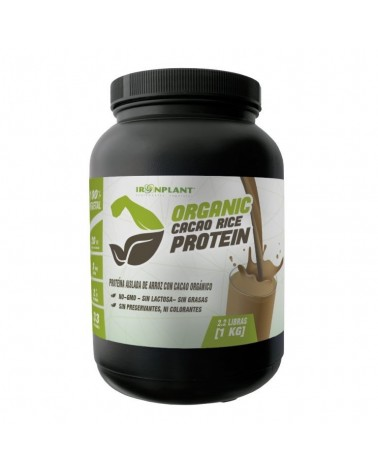 ORGANIC RICE CACAO PROTEIN