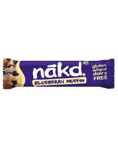 NAKD. BLUEBERRY MUFFIN