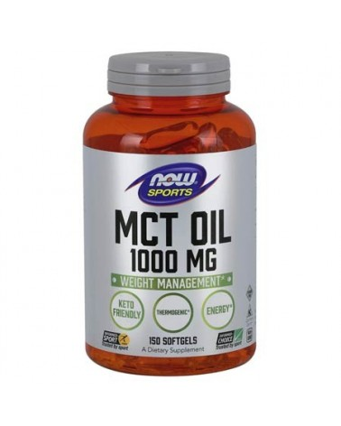 MCT OIL CAPSULAS 1000 MG