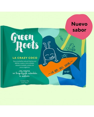 GREEN ROOTS CRAZY COCO