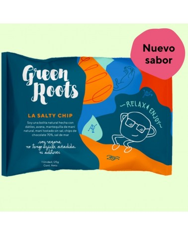GREEN ROOTS SALTY CHIP